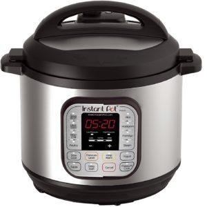 Instant Pot Duo 8-Quart Pressure Cooker $74.96 Shipped (Reg.$139.99)
