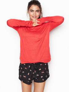 Victoria's Secret PJ Set & Slippers $30 Today Only