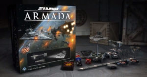 Star Wars Armada Board Game $45.99 Shipped (Reg.$99.95)